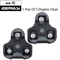 ZERAY Rennrad Pedal Cleat Self locking pedal Kompatibel Mit LOOK KEO ultraleicht Fahrrad Pedal Fahrrad zubehör Radfahren stollen-in Fahrrad Pedal aus Sport und Unterhaltung bei