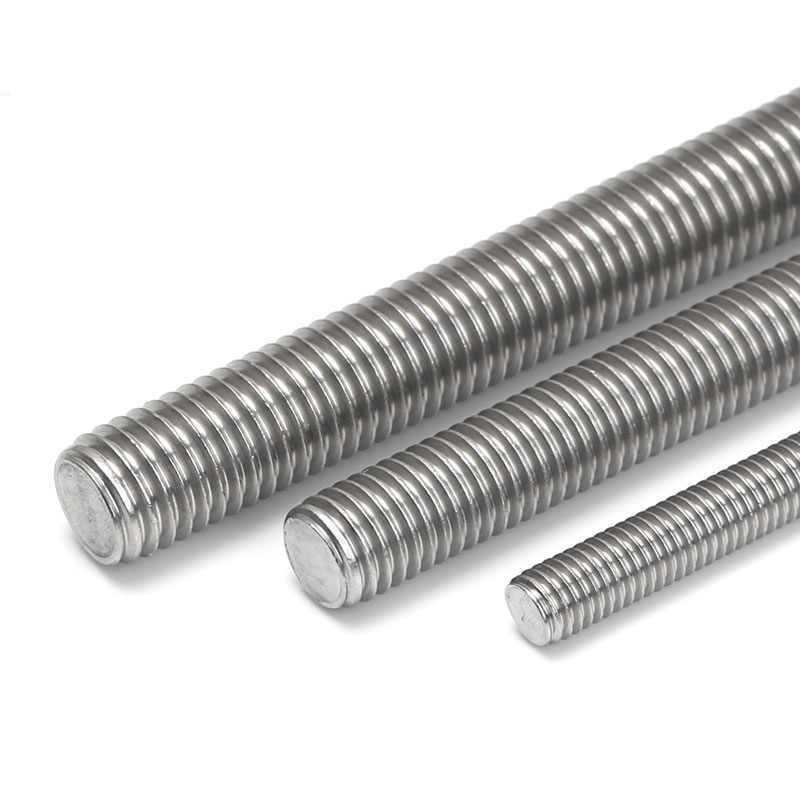 Fully Threaded Rods A2 Stainless Steel Bars Screw M5 M6 M8 M10 DIN976