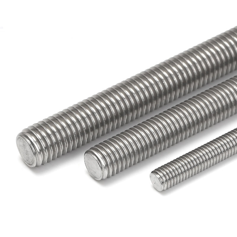 M3 M4 M5 M6 M8 M10 Fully Thread Rod Bar Stud Wire Screw 304 Stainless Steel 20mm-500mm