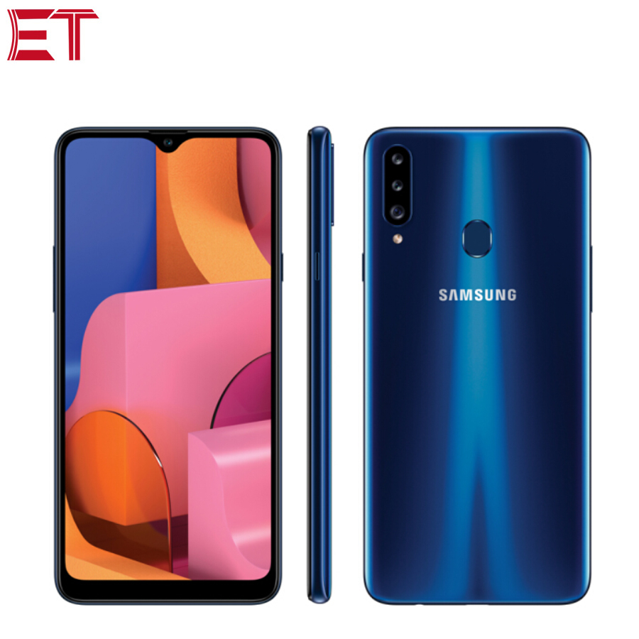 New Samsung Galaxy A20s A2070 4GB RAM 64GB ROM Mobile Phone 6.5