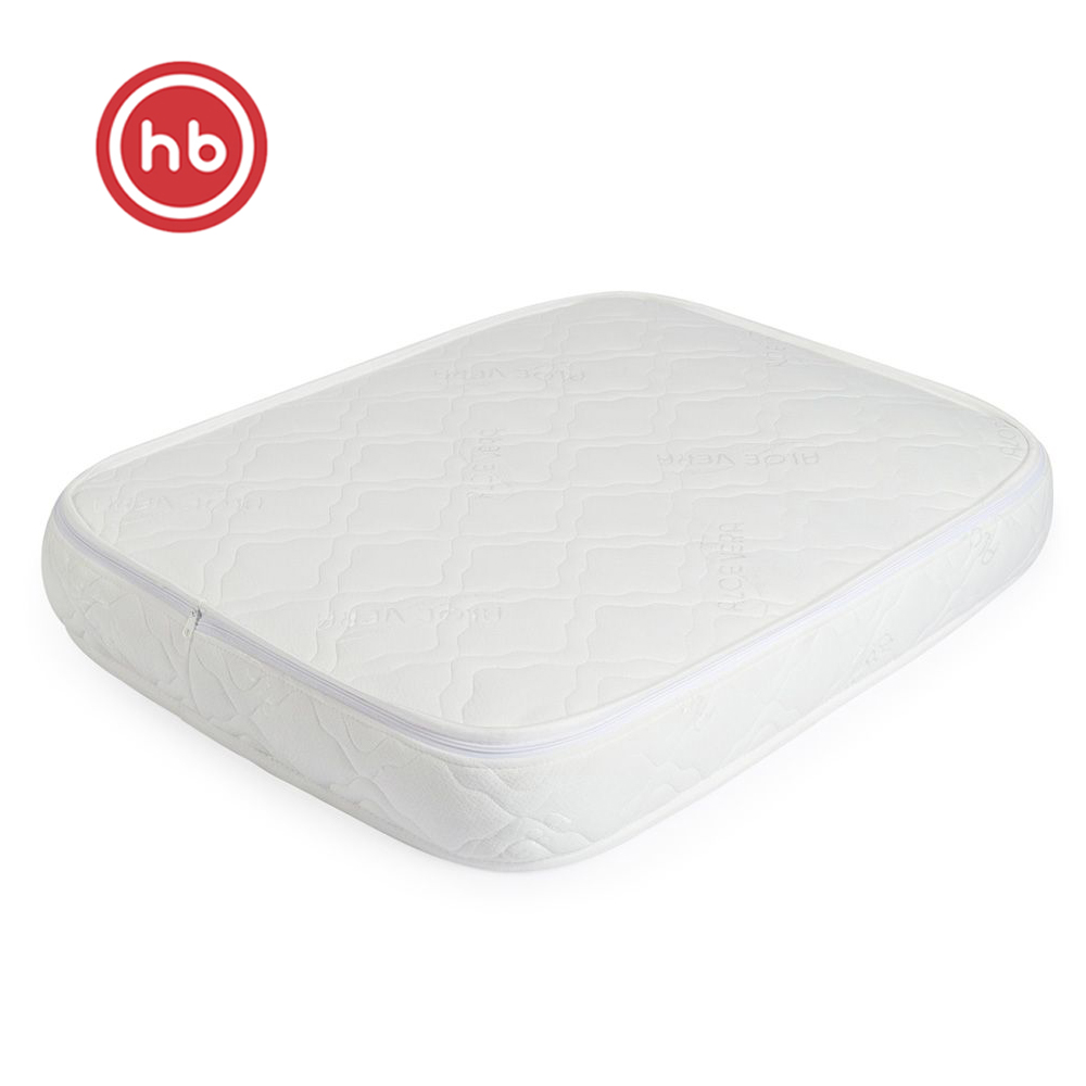Mattresses Happy Baby 95003 set  of mattress in the bed for newborn  for children bedding for a crib for cots hollow fiber american baby company crib starter set