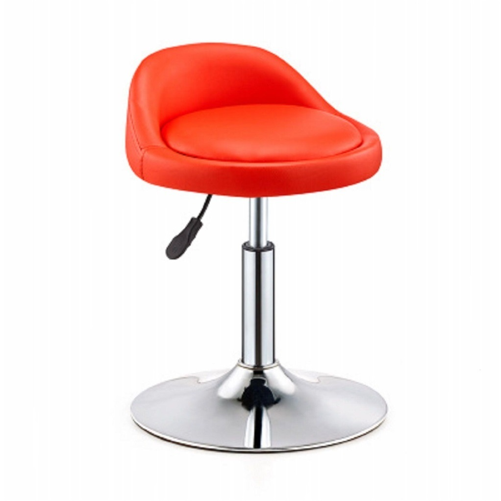 Beauty Stool Beauty Salon Special Round Stool Rotating Large Work Pulley Barber Shop Chair Hair Lifting Salon