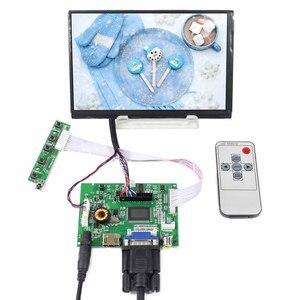 HDMI VGA AV LCD Controller Board 7inch N070ICG LD1 1280X800 IPS LCD Screen