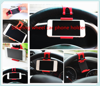 Car phone support steering wheel navigation device Auto parts for BMW E38 E91 E53 E70 X5 M M3 M8 M550i M550d M4 M3 E92 image