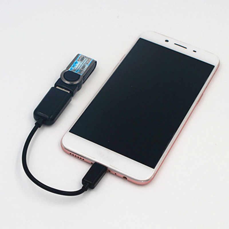 المصغّر USB USB 2.0 وتغ محول ل الهواتف المحمولة أقراص لوحة مفاتيح وماوس بندريف لسامسونج غالاكسي S3 S4 S6 S7 S2 Xiaomi