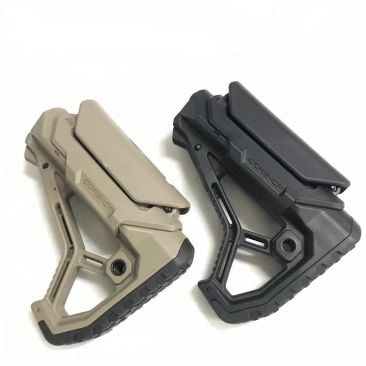 Тактический Нейлоновый Регулируемый Расширенный запас для пневматических пистолетов CS Sport, для пейнтбола, страйкбола, BD556 M4 JinMing, ресивер ге...