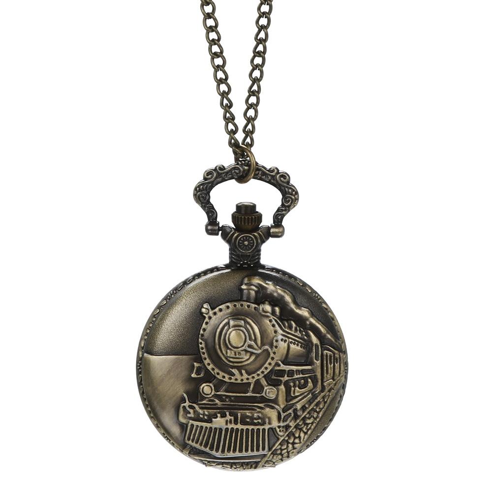 Pocket Watch Vintage Chain Retro The Greatest Necklace For Grandpa Dad Gifts Relogio De Bolso Orologi Da Taschino Zegarek