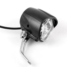Electric Bicycle 6V Front LED Headlight E Bike Light For BAFANG Mid Drive Motor