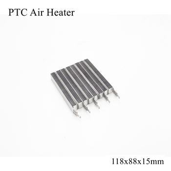 118x88x15mm 220V 1000W 1500W ogrzewacz PTC ceramiczny termistor ogrzewanie powietrza Mini grzejniki zewnętrzne indukcja akwarium samochód Film płyta tanie i dobre opinie Patio grzejniki Elektryczne Zaopatrzony