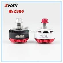 Original 1 pçs emax yinyan rs2306 2400kv 2750kv 2550kv motor para fpv racer quadcopter kvadrokopter rc drone aeronaves