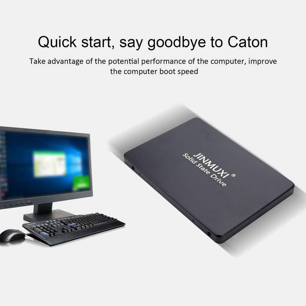 120G 240G 480G SSD Solid State Drive SATA3 Interface Desktop Notebook Universal