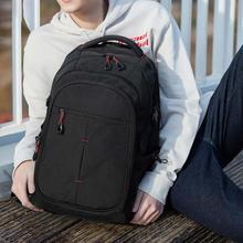 UREVO Man 25L Large Capacity Multifunction Backpack Teenager Nylon Waterproof Travel For 15 inch Laotop Bag mochila