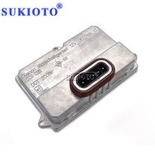 SUKIOTO New OEM 5DV 008 290 00 5DV00829000 5DV008290 00 Car Xenon HID Headlight Ballast Xenon D2S D2R For E65 E60 X5 Z4