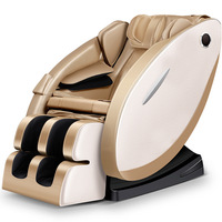 NEW Zero Gravity Massage Chair Full Body Electric Heating Recline Massage Chair Intelligent Shiatsu Massage Sofa Health Care