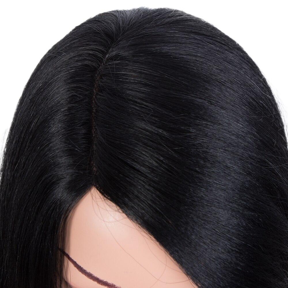 mulheres destaque colorido perucas de cabelo humano