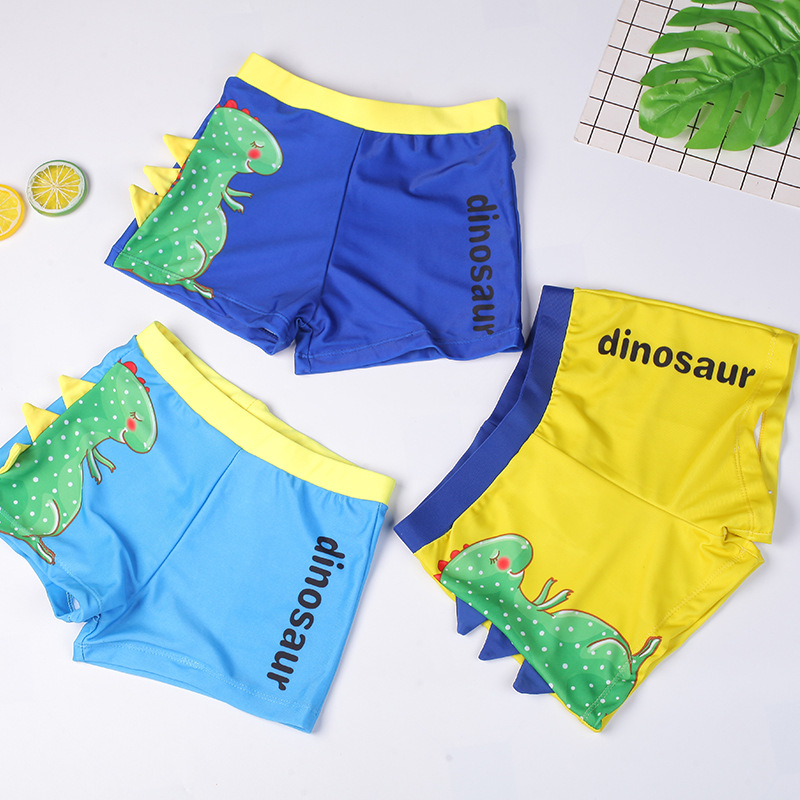 CHILDREN'S Swimming Trunks Set BOY'S Boxer Shorts CHILDREN'S Small CHILDREN'S Baby Swimming Trunks Swimwear Big Boy Swimming Tru