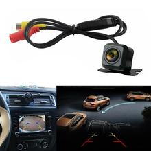 Car Rear View Camera Universal  Night Backup IP68 Wide Camera D7L2 Parking Waterproof Reverse Color Angle 170 J6R2