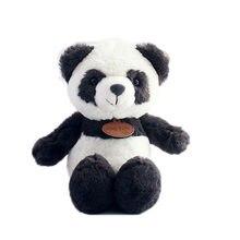30cm kawaii panda pelúcia brinquedos de pelúcia bonito dos desenhos animados macio apaziguar brinquedo boneca aniversário presentes de natal para crianças namorada