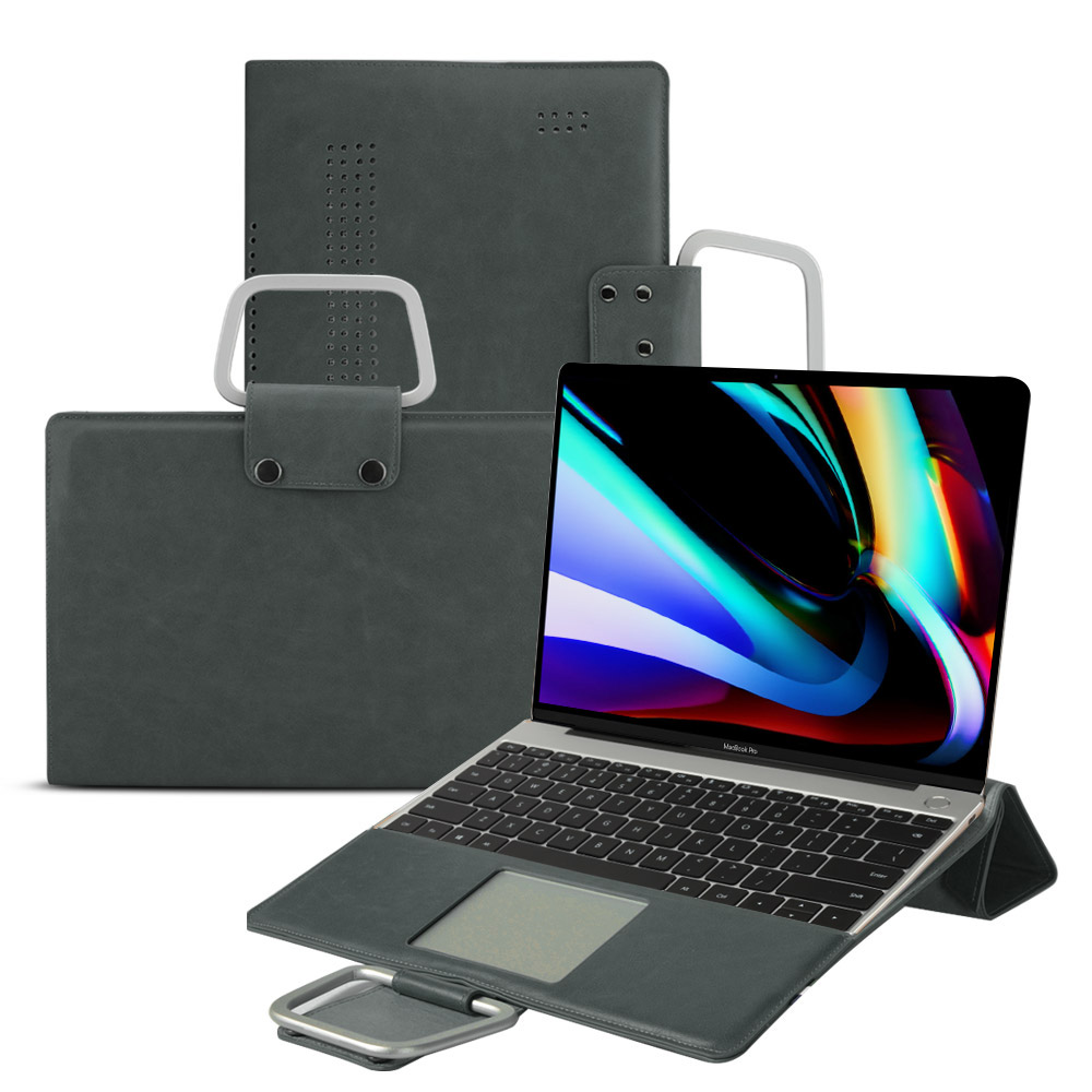 PU leather Multi-functional Case for MacBook 38