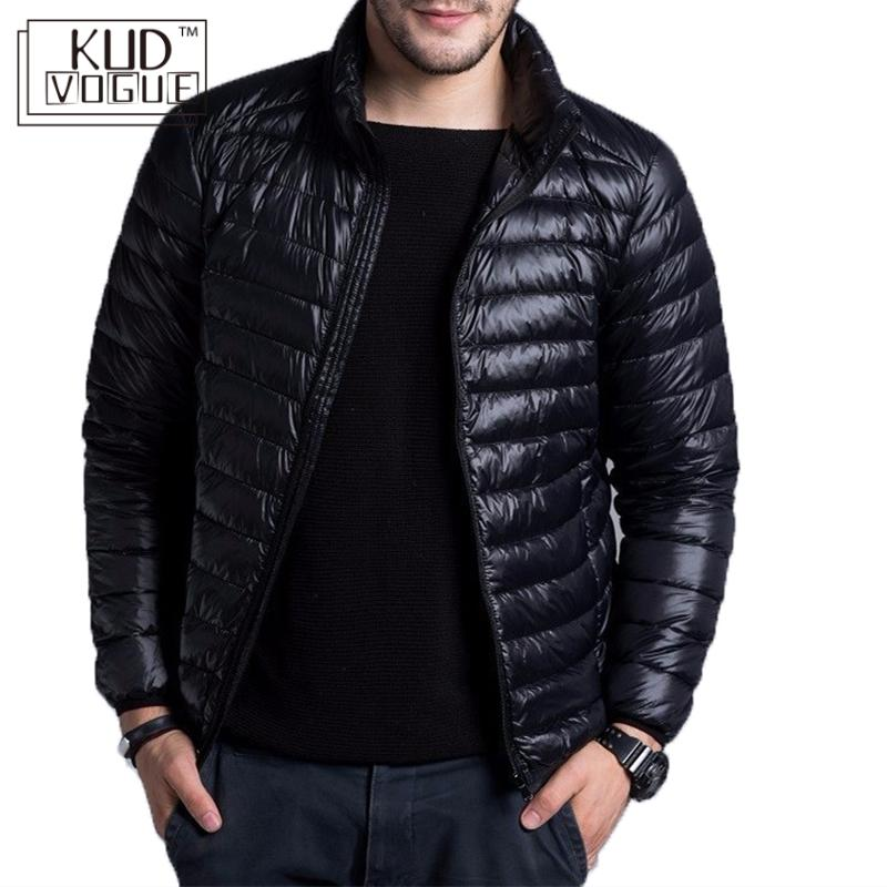 Mens Windbreaker Jackets Classic Winter Jacket Men Coat Parka Outerwear Coat Warm Zipper Jacket Striped Stand Collar Plus Size