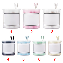 High Quality 200pcs Cotton Swab Double Tipped Cotton Buds Cruelty-Free Ear Makeup Swabs