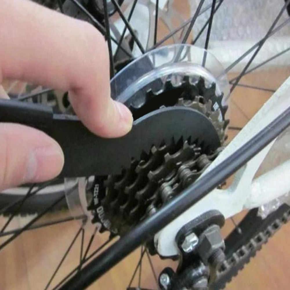 Tahan Lama Bersepeda Sepeda Sepeda Roda Rantai Mencuci Cleaner Alat Sikat Scrubber Set Kualitas Tinggi Alat Perbaikan Sepeda