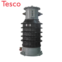 LCWD1-35kv High Voltage Oil Filled Outdoor CT 33kv Current Transformer