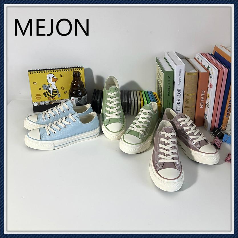 2020 sommer Neue Leinwand Schuhe frauen Turnschuhe Koreanische Version Gitter Student Weiß Schuhe Flache Schuhe Casual Skateboard Schuhe