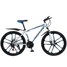 City Metropolis mountain bike 26-inch metal 21/24/27 pace bicycles twin disc brakes variable pace highway bikes racing bicycle