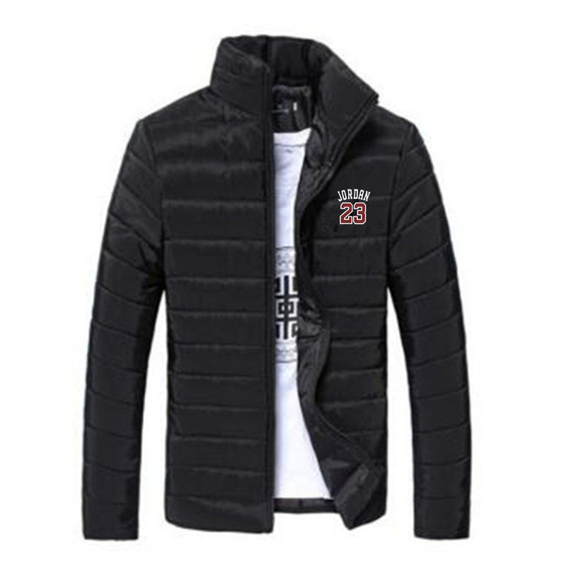 2019 New High-Quality Winter  JORDAN 23  Mens Jackets And Coats Casual Jacket Men Clothes Jacket Zipper Coat Men Jacket