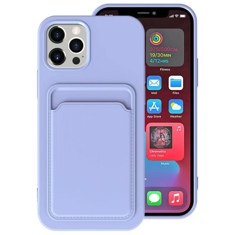 H5f423e0989974b28abeb864aa436c352N Capinha carteira case telefone iphone 12 pro max mini se 2020 11 xs x xr 6 7 8 plus tpu carteira macia capa traseira à prova de choque coque novo
