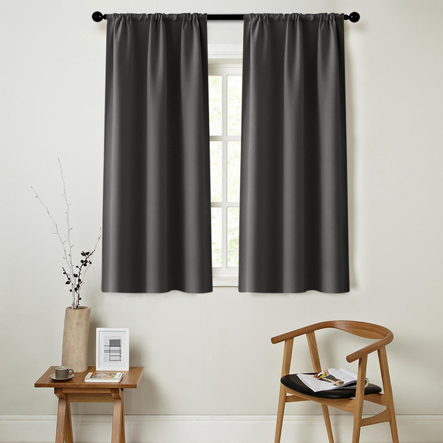Blackout Short Curtains 5