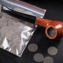 Screen-Gauze PIPE-FILTER Hookah Smoke-Pipe Stainless-Steel Tobacco Metal 500pcs Lot