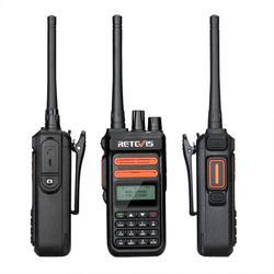 Retevis RT76P Gmrs Radio Licentie Walkie Talkie 5W 30 Kanalen Uhf Vhf Communicatie Apparatuur Twee Manier Radio Walkie-talkie