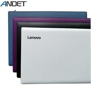 Novo original para lenovo ideapad 320-15 320-15isk 320-15iap 320-15ikb 320-15ast 320-15abr xiaoxinchao 5000-15 lcd volta caso capa