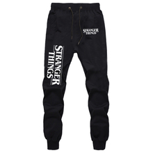 Stranger Things Sports Pants Autumn Winter Harajuku Full Length Pants