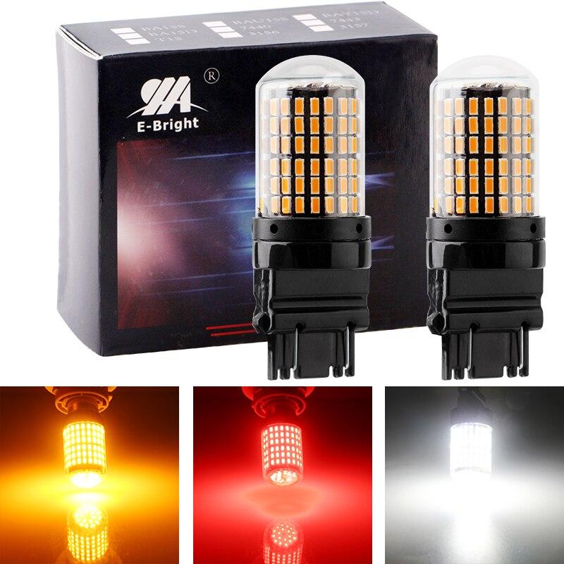 8* New BRIGHT* RED 12V LED Instrument Panel BA9S-1210-4SMD