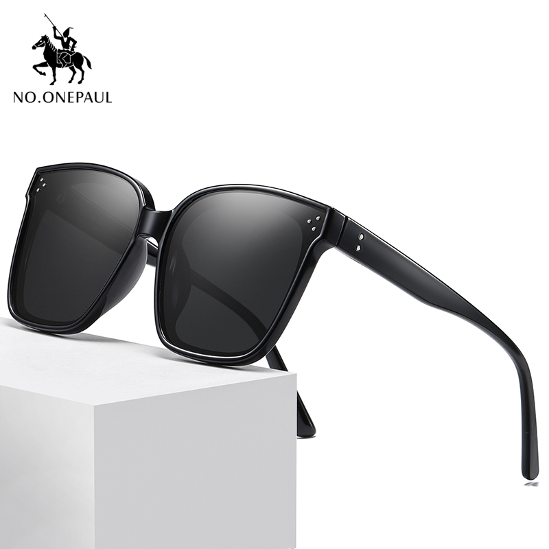 NO.ONEPAUL Glasses Coating Lens Driving Eyewear For Men/Women Men Vintage Aluminum Polarized Sunglasses Classic Brand Sun