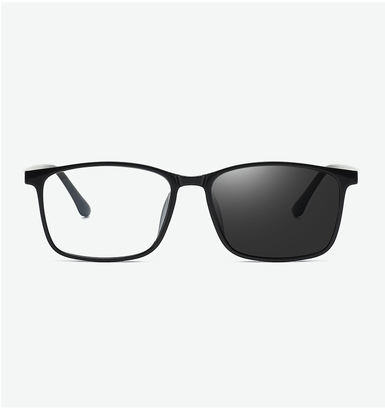 Computer Glasses Anti Blue Light Blocking Filter Clear Square Gaming Goggles Eyewear TR90  Photochromic Outdoor UV400