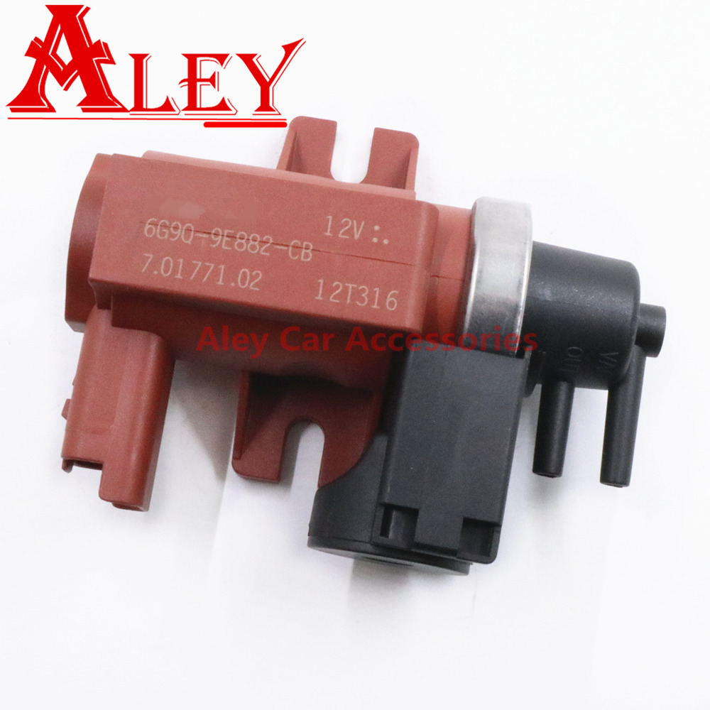 <font><b>TURBO</b></font> SOLENOID ELECTRO VALVE Pressure Conventer Solenoid Valve FOR <font><b>PEUGEOT</b></font> 307 <font><b>407</b></font> For CITROEN C4 C5 <font><b>2.0</b></font> <font><b>HDI</b></font> 161842 1449602 image