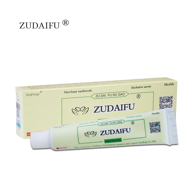 Vendita calda ZUDAIFU crema per la psoriasi del corpo cura della pelle 1
