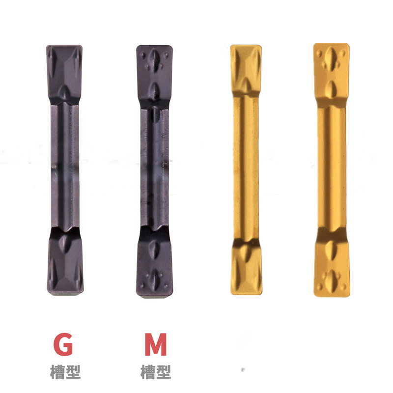 MGMN150 MGMN200 MGMN300 MGMN400 MGMN500 10PCS Grooving Carbide Inserts CNC Lathe Cutter Turning Tool Cnc Tool