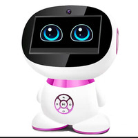 Intelligent Robot Voice Dialogue Accompanied By Early Education Machine Children's High Tech Learning Machine Toys.