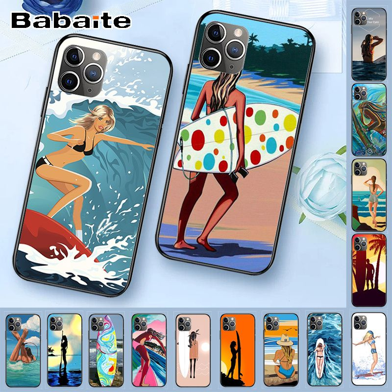 coque iphone 8 surf