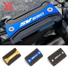 Крышка для мотоцикла с ЧПУ для SUZUKI SV650 S SV 650 1999-2019 2018 2017 2016 2015 2014 SV1000 03-08