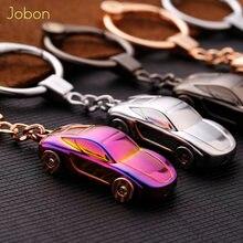 Jobon Высококачественная цепочка для ключей светодиодный брелок