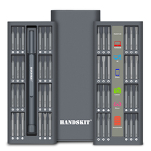 Handskit 49 in 1 Cacciavite di Precisione Set Multifunzionale Punte Cacciavite Set Cacciavite a Testa Utensili A Mano Tool Kit di Riparazione