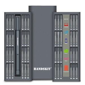 Image 1 - Handskit 49 in 1 Precision Screwdriver Set Multifunctional Screwdriver Bits Set  Screwdriver Head Hand Tools Repair Tool Kit