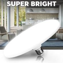 E27 Led lampe Lampada Led Lampe Licht 60W 50W 40W 20W 15W Beleuchtung Bombillas 220V Scheinwerfer UFO Für Heim Tabelle Lampe Wohnzimmer