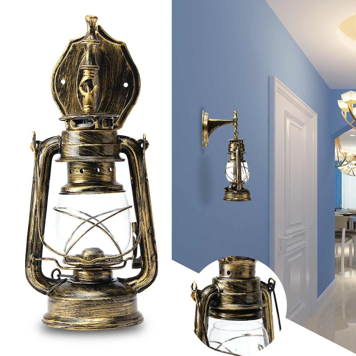 lamp antique industrial e27 bedroom colors hanging classic children male down pendant cap
